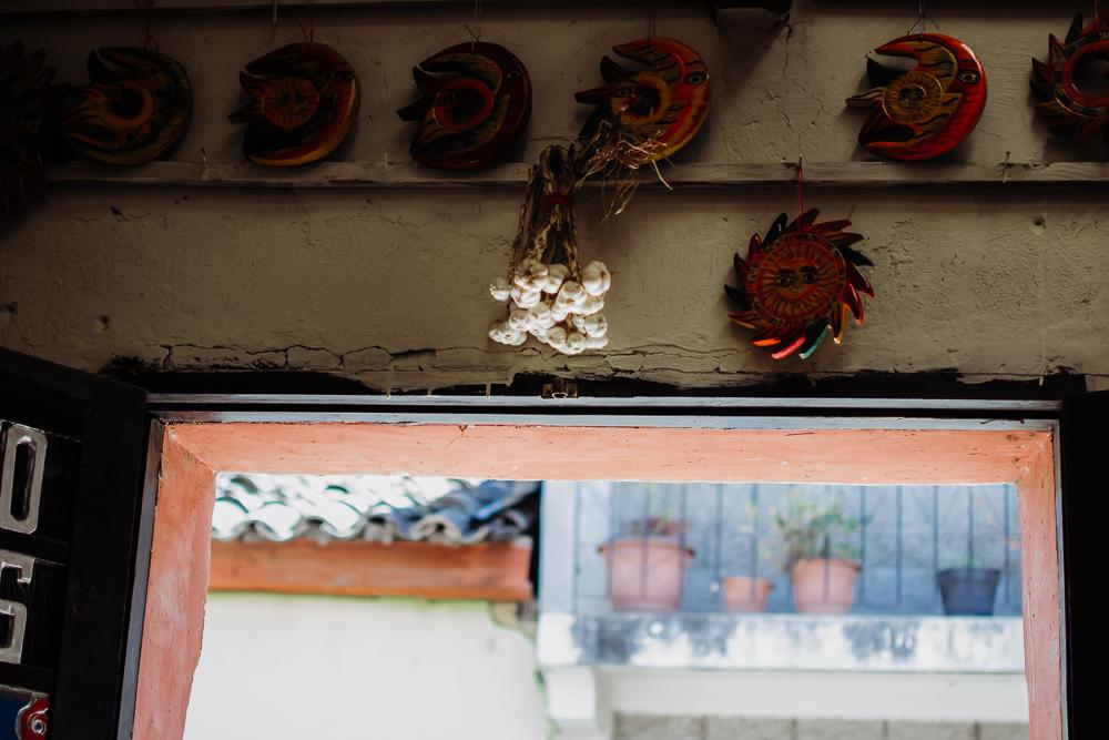 indigenous mayan mask shop guatemala {virginia beach lifestyle newborn child couples family maternity engagement photographer}