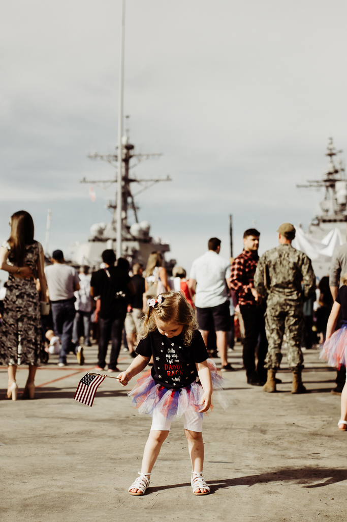 us navy military homecoming {san diego lifestyle newborn child couples family maternity engagement photographer}