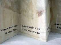A Foliano (Text detail)