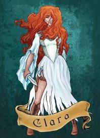 Clara - Winterspell