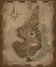 UNHOOKED map