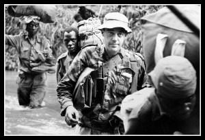 Lloyd Garrison in Angola