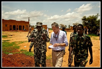 NYTimes Adam Nossiter on assignment in Mali 2012