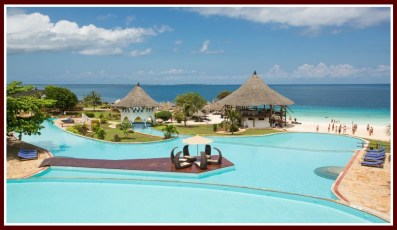 Royal Zanzibar, one of places Nigerians can visit without a visa