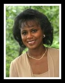 Anita Hill in her Brandeis photo