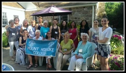 Fairfield Villages MHC Alumnae picnic