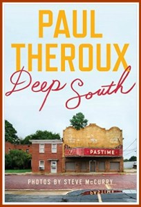 Deep South, Theroux's latest book