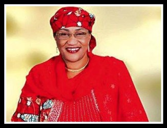 Mama Taraba, first woman governor in Nigeria
