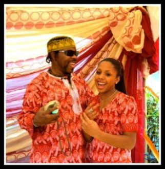 Emeka and Nkiru in Nigeria