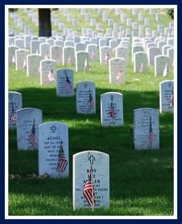 Memorial Day Arlington National Cemetary