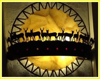 Mohegan Sun wall decoration. Does it honor Native America?