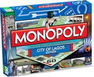 Monopoly, City of Lagos edition