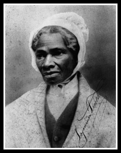 Sojourner Truth, from Digital Afro