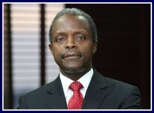 Nigeria's Vice President Osinbajo, in charge while Buhari is on medical leave