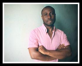 Jowhor Ile, author, photo credit Zina Saro-Wiwa