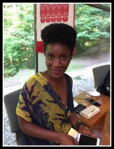 Shanonda Nelson, worship associate