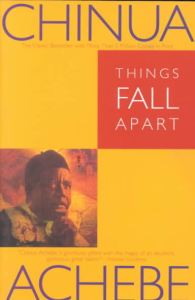 Things Fall Apart, recent edition of novel published in 1958