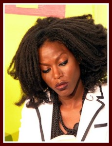 Author Taiye Selasi was speaking in South Africa.