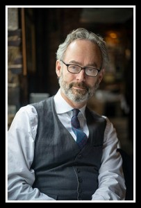 The American author Amor Towles