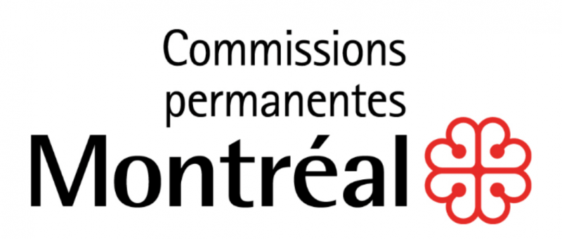 Logo commission permanente Montreal