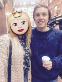 Craig Mather was my first Marius back in 2012 and he is so cute. He was so lovely at stage door too.