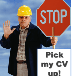 Job Seekers: Is Your CV Singing and Dancing on Your Behalf?