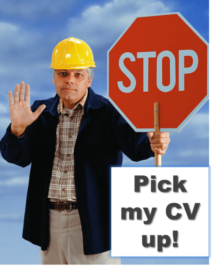 Is your CV singing and dancing