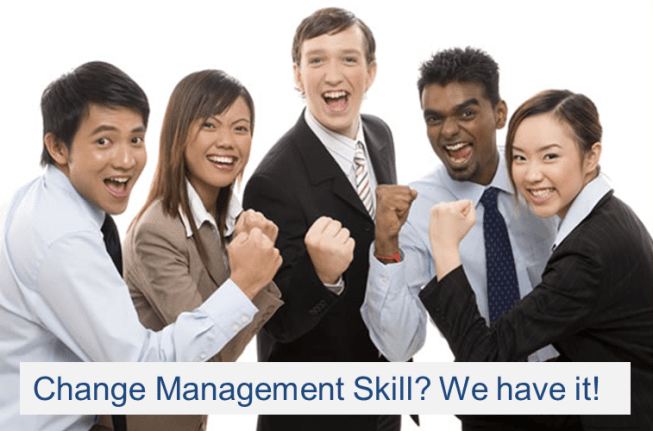 Change Management: Critical Skill for Leaders