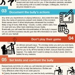 Infographic: How to Deal with a Bully at Work
