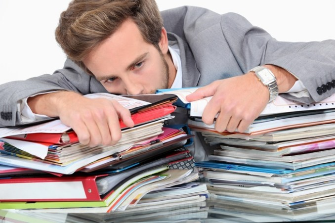 How to Deal with a Heavy Workload by Catherine Adenle