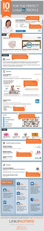 LinkedIn rocks_How to complete your LinkedIn page