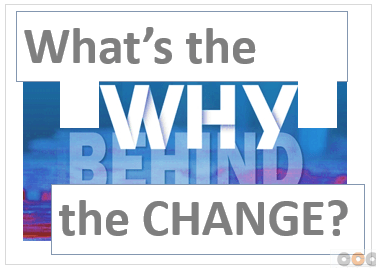 12 Significant Things to Communicate Before Change in Organizations_Why is the change necessary?