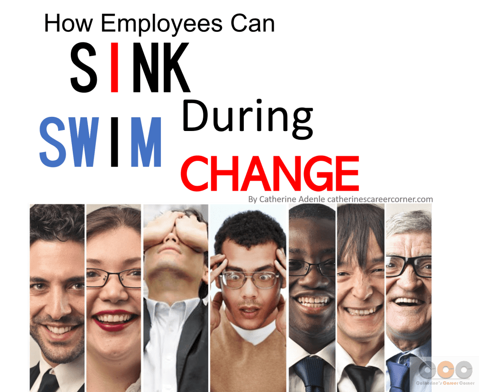 How Employees Can Sink or Swim During Change