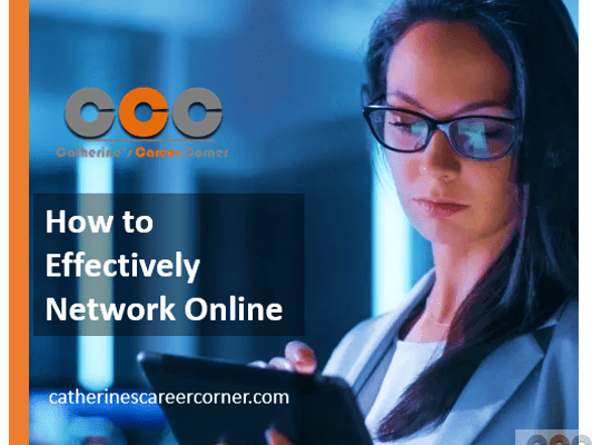 How to Effectively Network Online for a Job