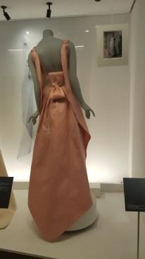 Blog May 17 Balenciaga pink dress back