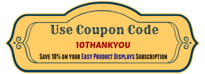10 Percent Subscription Savings Coupon for EPD