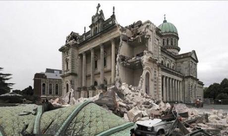 Christchurch basilica