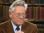 Hans Küng likes Francis reply on infallibility