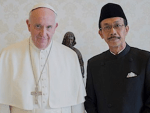 Good chance Pope may visit Indonesia