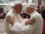 Benedict XVI endorses Francis's ministry of mercy