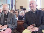 Cardinal Dew on pilgrimage with 36 Anglican and Catholic bishops