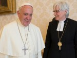 Lutheran-Catholic unity high on Pope's agenda in Sweden