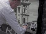 Interactive panels bring earthquake damaged Catholic Cathedral to life
