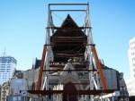 Vicious debate mars Christ Church Cathedral rebuild