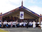 Maori Catholics gather for a Hui in Auckland