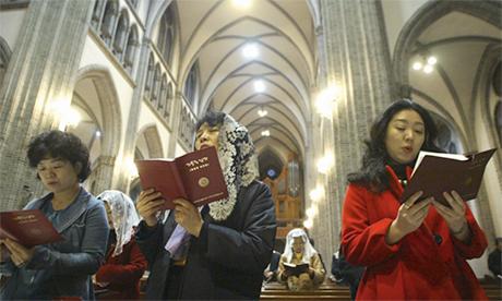 Catholic conversions