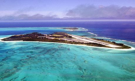 atolls unihabitable