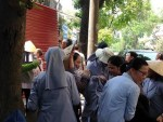Gangsters attack nuns in Hanoi