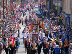 Grand Orange Lodge cancels march after anti-Catholic behaviour