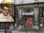 French priest's suicide shockwave